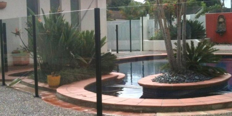 DIY glass fencing for pools, decks and more | Fences Galore