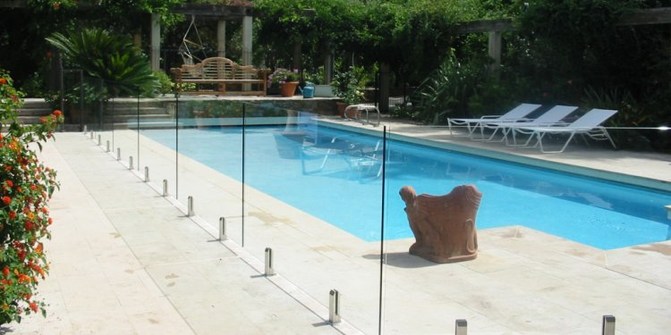 Glass Fencing For Pools | American HWY