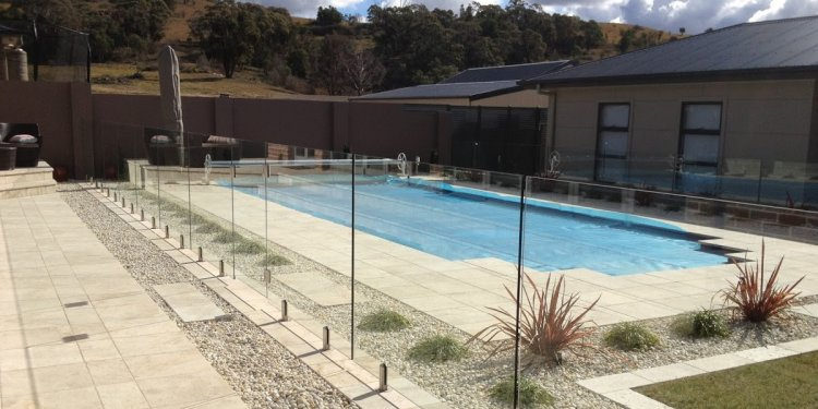 Pool Fence Cost Melbourne. Frameless Glass Pool Fencing. Glass