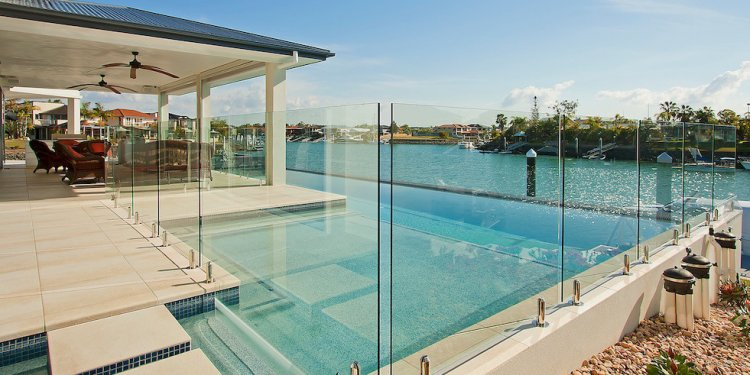 cost of frameless Glass pool fences