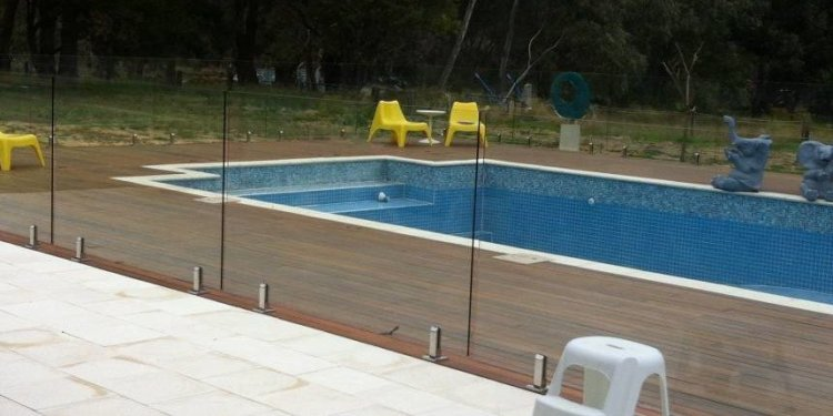 frameless Glass pool fence sydney
