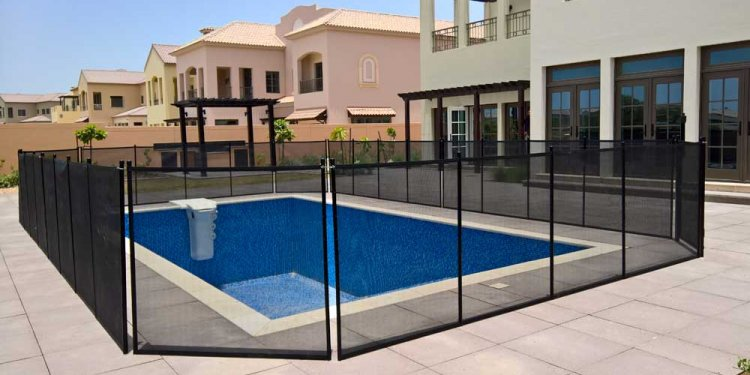 Safety fence for Above Ground pools