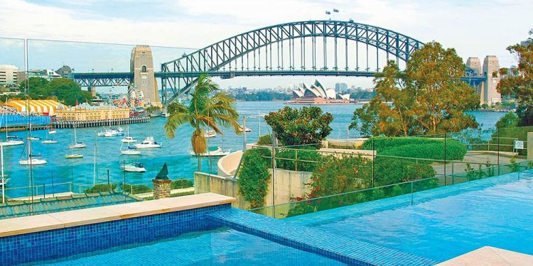 Pool Glass Fencing sydney