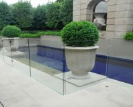 Cost of Glass pool fence